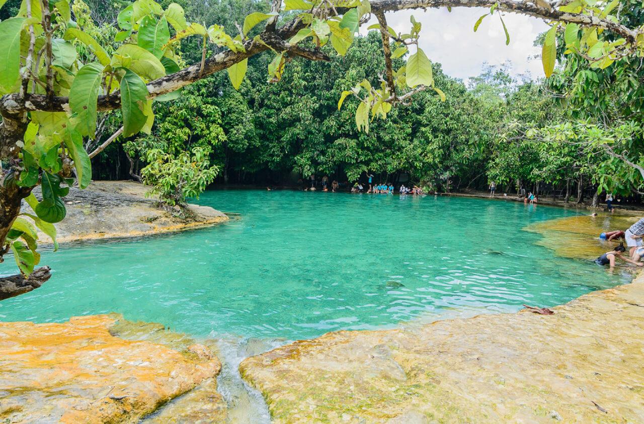 الطبيعه الساحرة فى جزيره كوسوموي فى تايلاند | جزيرة كوسوموى فى تايلاند