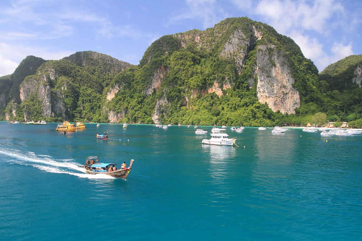 مدينة الروعه والتميز سونغكلا سينجور فى تايلاند
