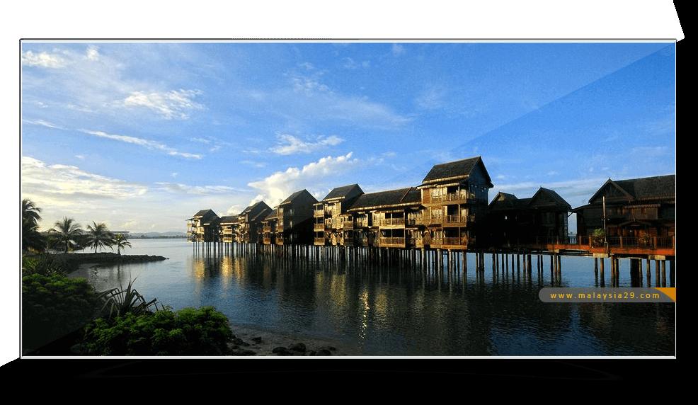 لنكاوى لاجون   شركة ترافل السياحة في ماليزيا
