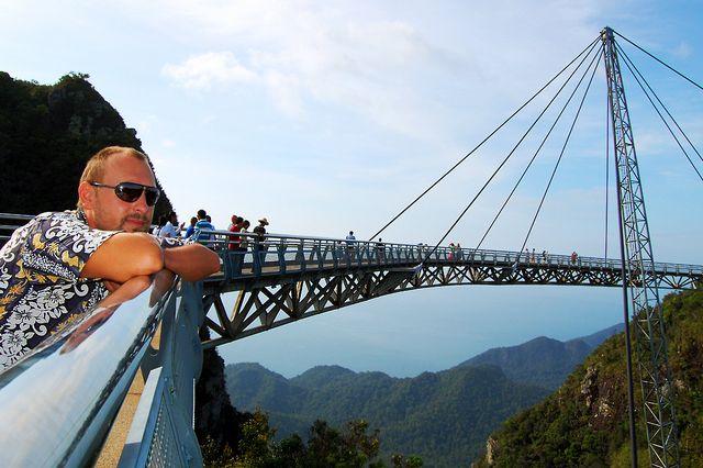 افضل الانشطة في جسر لنكاوي سكاي ماليزيا
