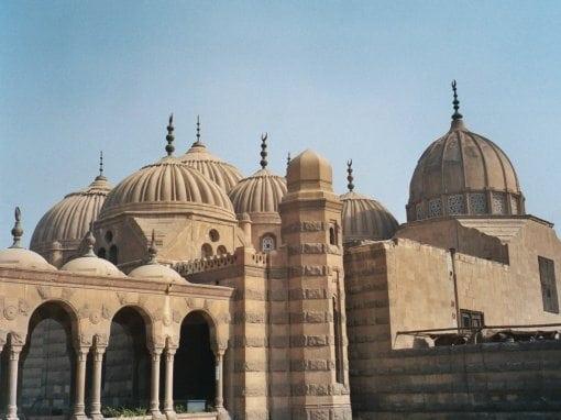 مسجد سنان باشا في بولاق القاهرة