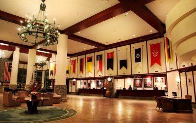 فندق كوبثورن كاميرون هايلاندز Copthorne Cameron Highlands