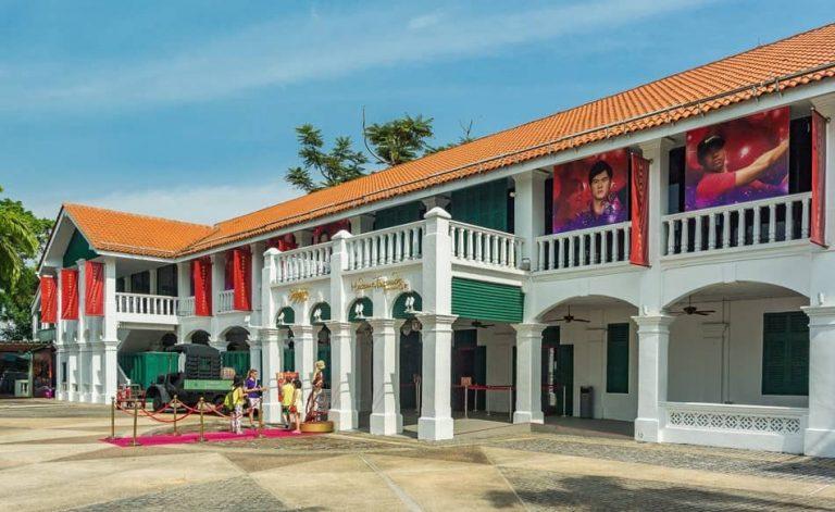 السياحة في سنتوسا سنغافورة