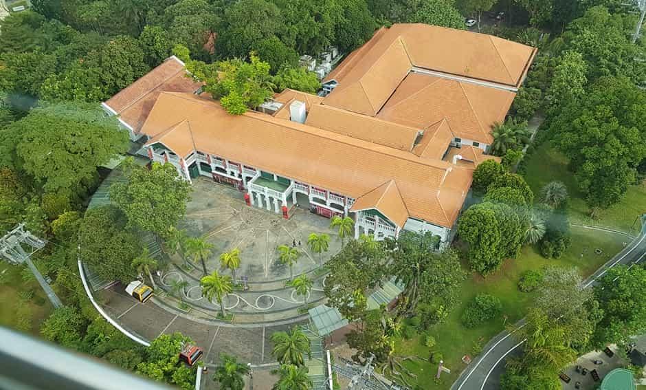 متحف مدام توسو سنغافورة