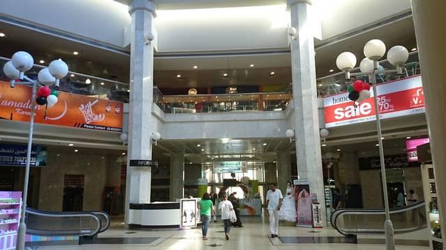 أنشطة في مركز مدينة زايد للتسوق أبوظبي
