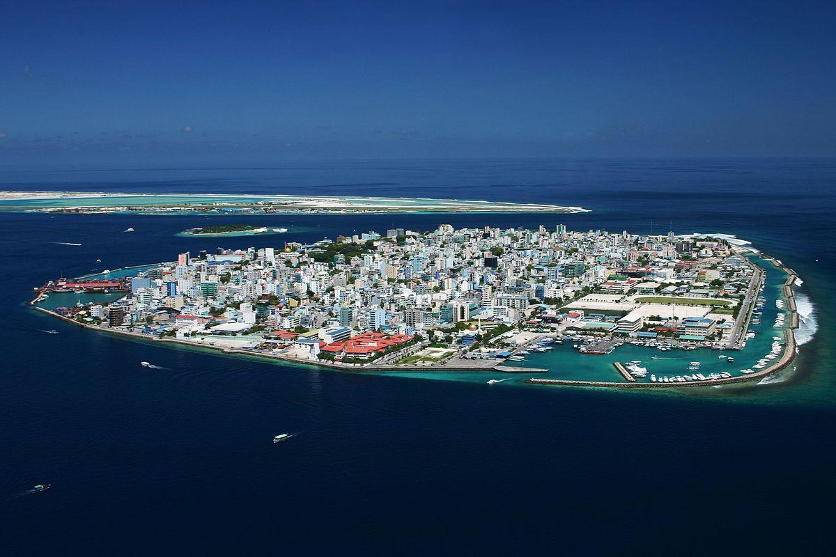 Capital masculina de las Maldivas
