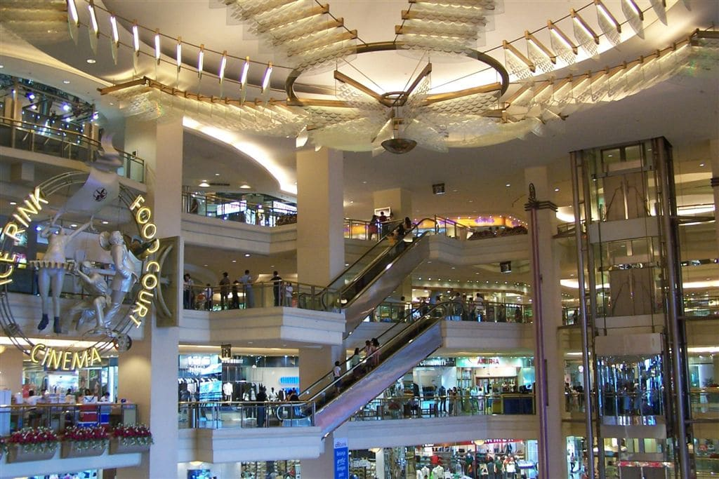 افضل مراكز التسوق بجاكرتا