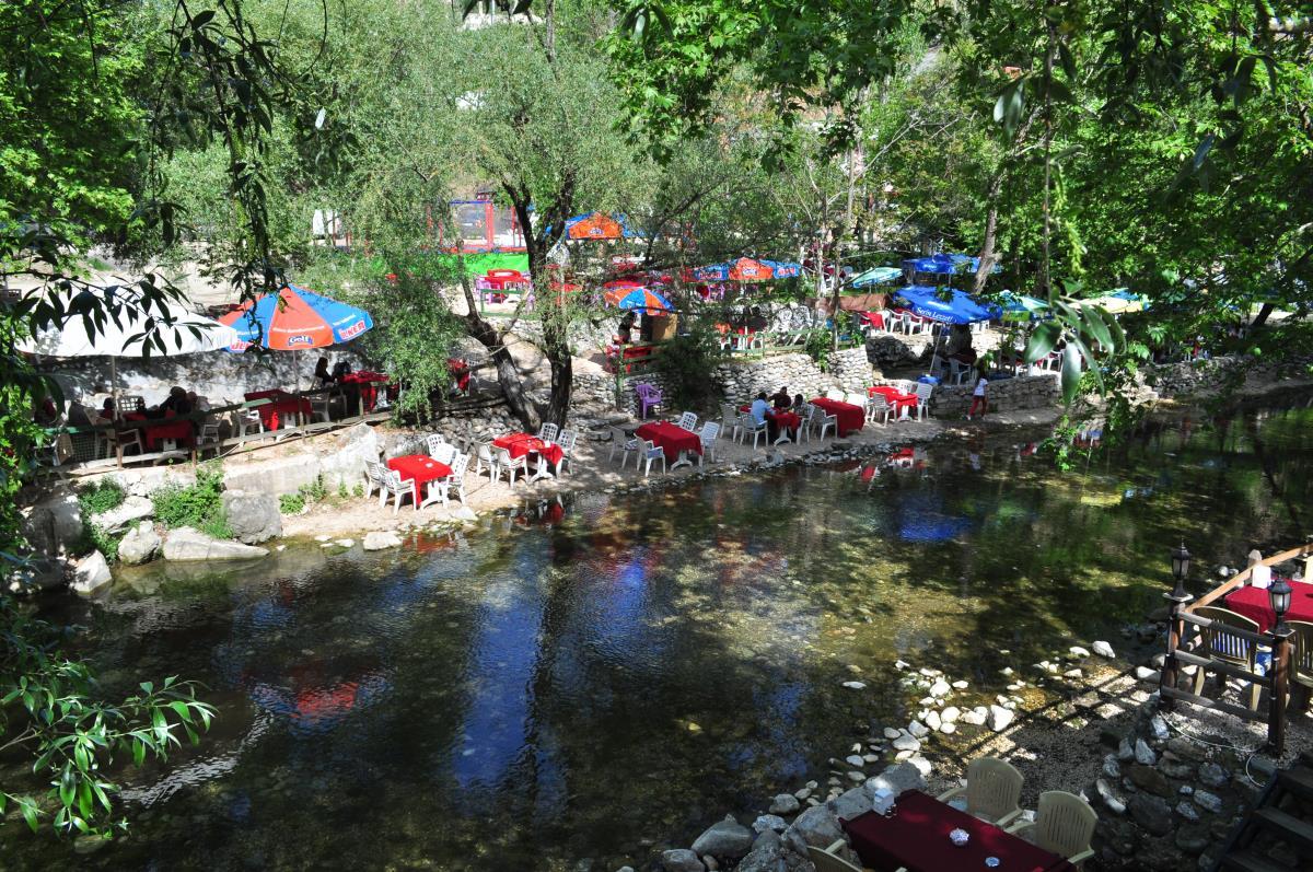 قرية ميسي بورصة تركيا