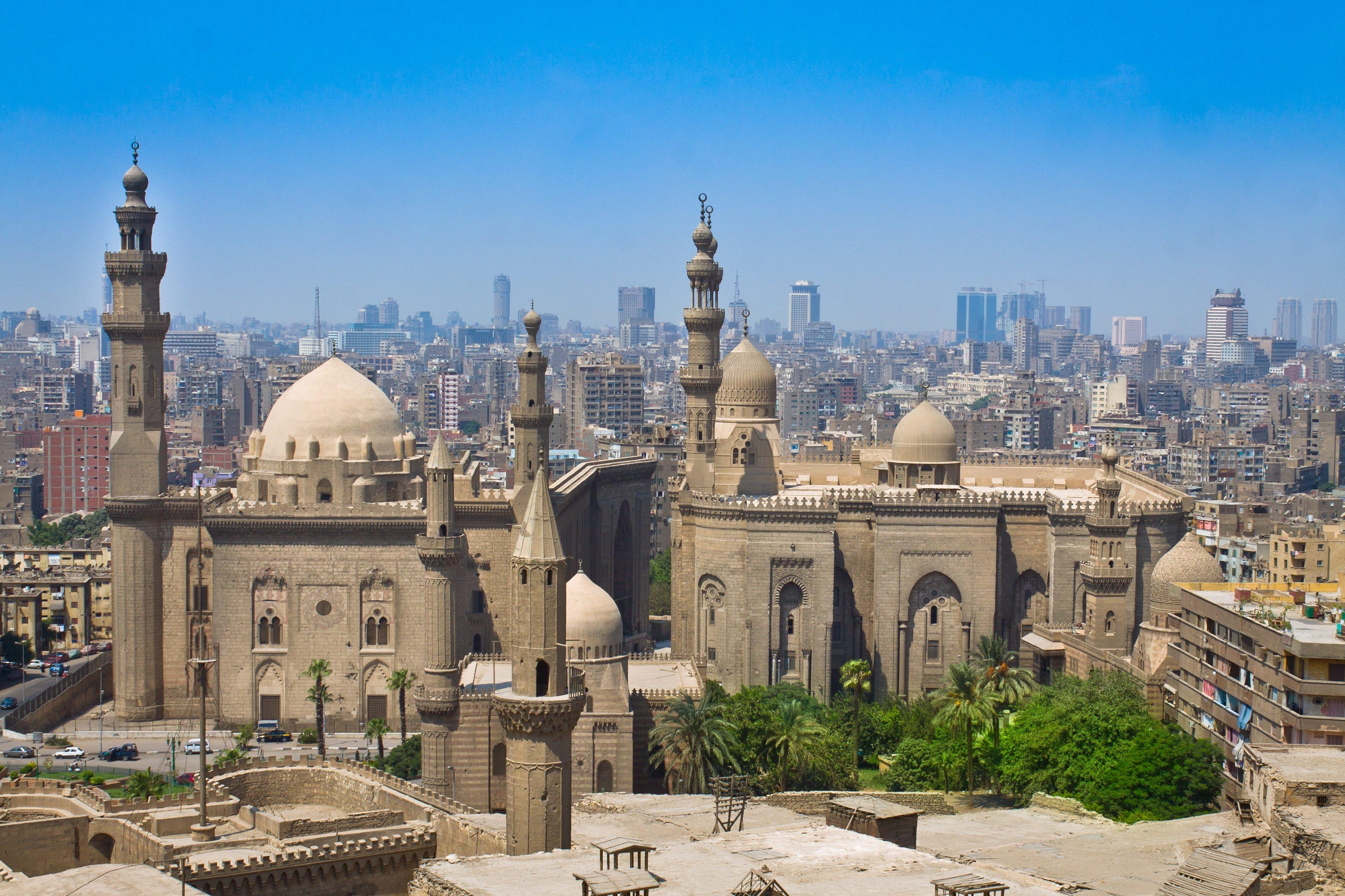 مسجد إبراهيم أغا في القاهرة