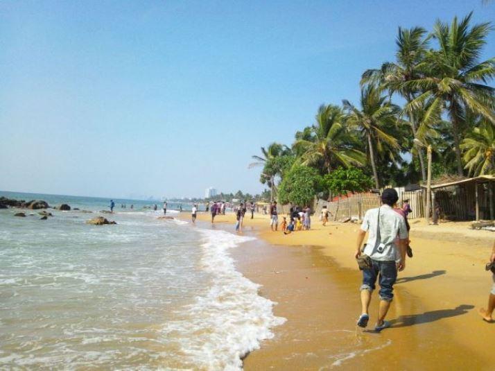 السياحة في كولومبو مدن سريلانكا