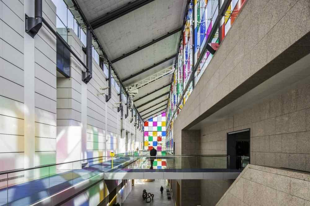 Музей современного искусства Франция