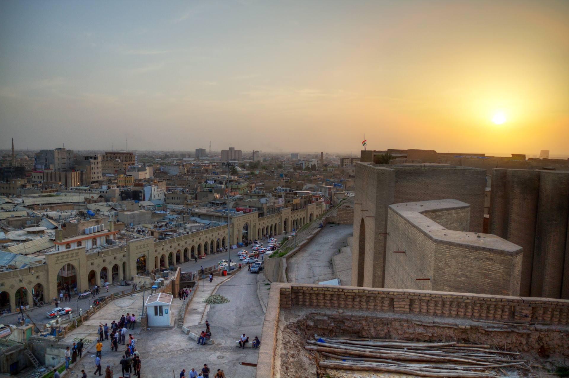 الانشطة السياحية فى المدن الشمالية فى العراق | المدن الشمالية فى العراق
