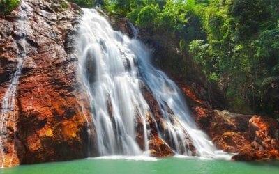 شلال نا موانغ تايلاند