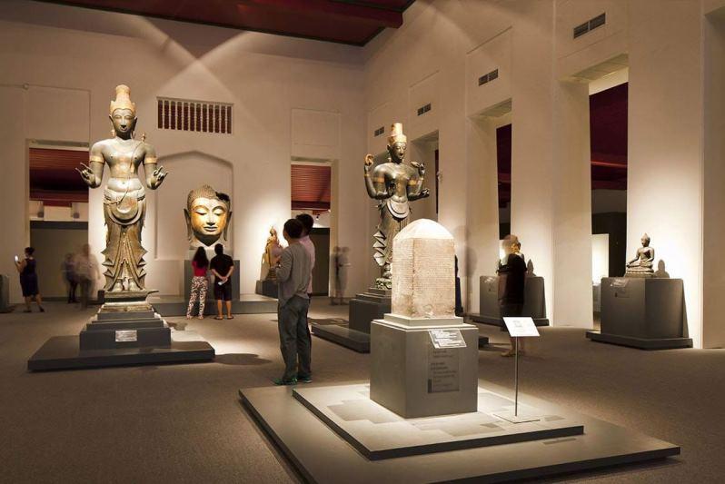 أفضل 7 أنشطة في متحف كولومبو الوطني سريلانكا