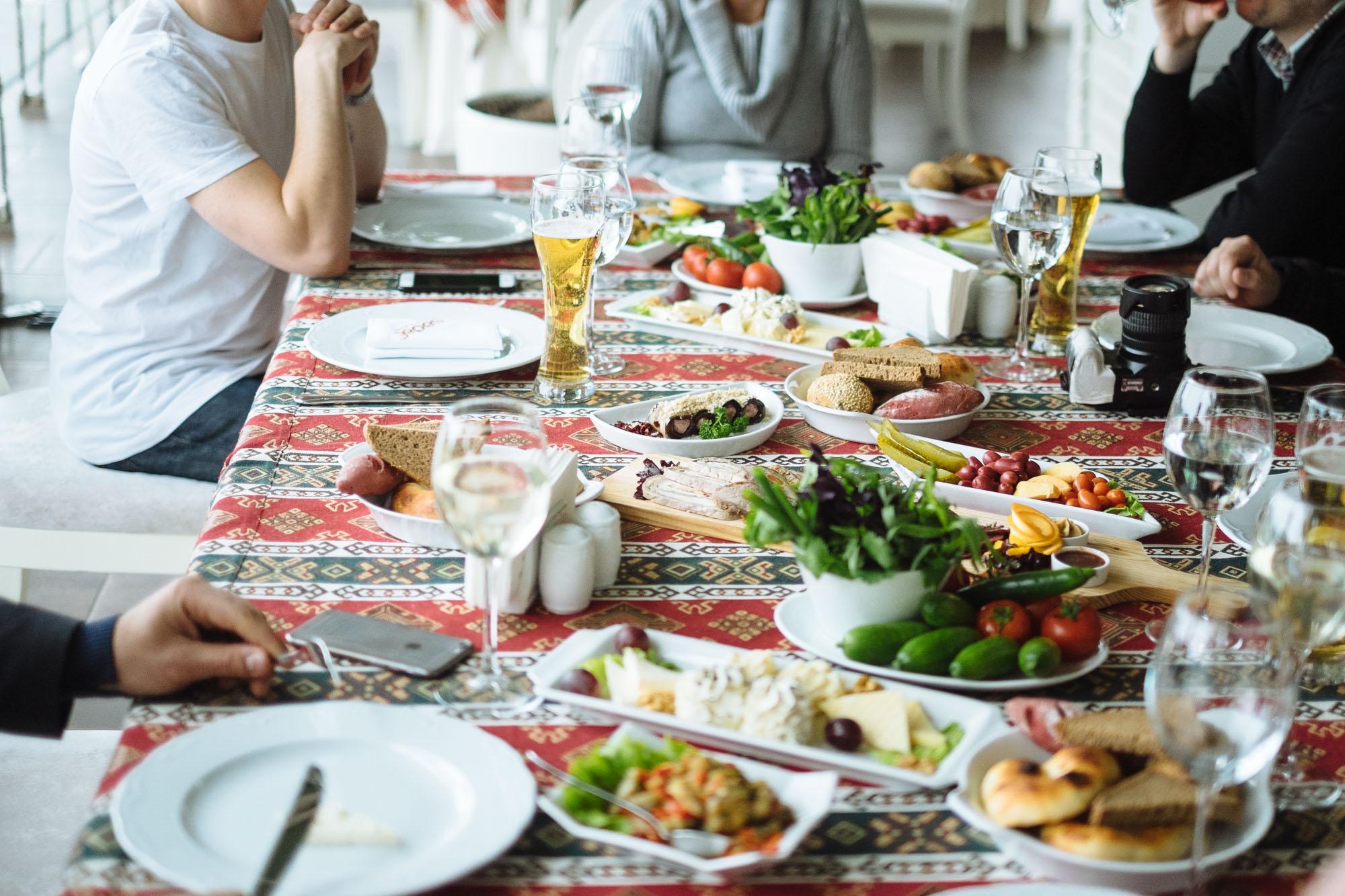 الاكلات المتميزه في اذربيجان | تعرف على افضل الاطباق فى اذريبجان