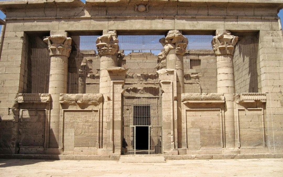 معبد كلابشة في اسوان