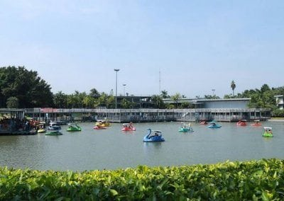 حديقة نونغ نوش الاستوائية في بتايا