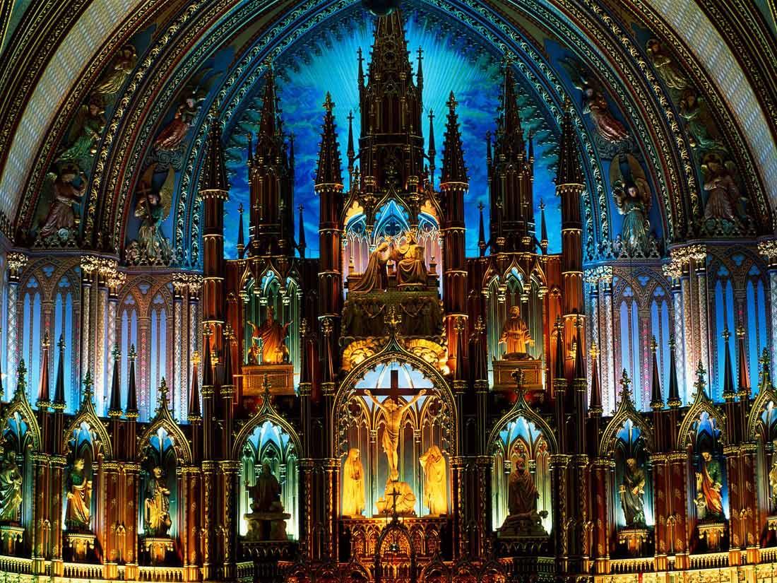 أبرز المعالم الدينية في باريس