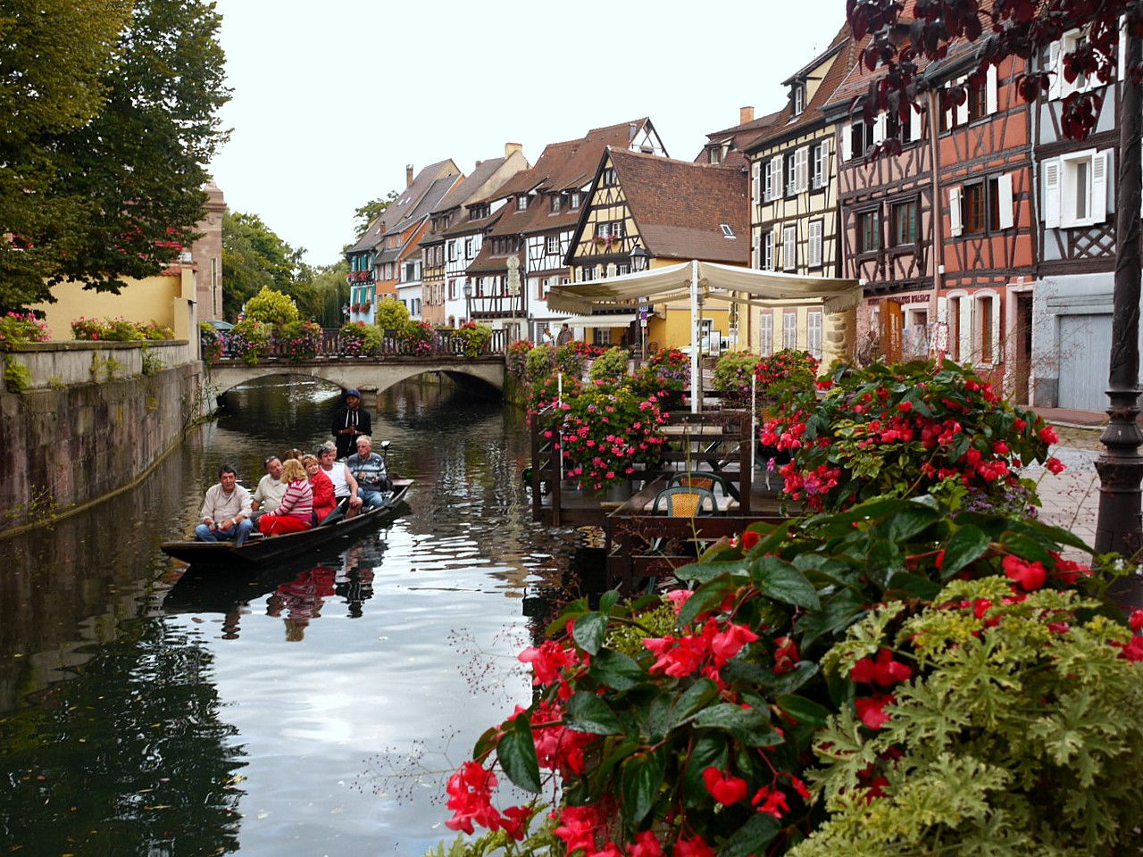 افضل 5 اماكن سياحية تاريخيه فى كولمار فرنسا | السياحة فى كولمار فرنسا