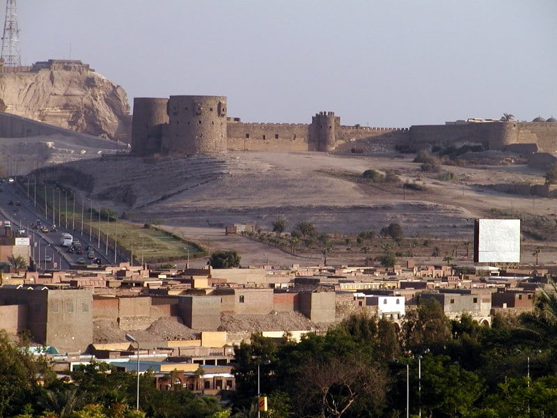قلعة صلاح الدين الايوبي مصر
