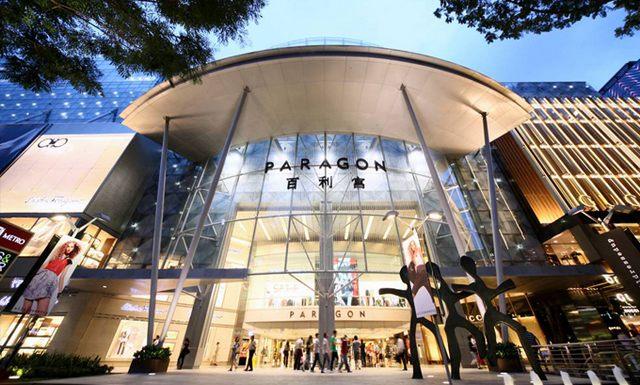 أفضل أماكن التسوق في سنغافورة
