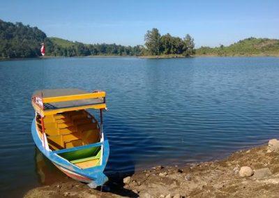 جوله فى بحيرة سيتو باتينقان
