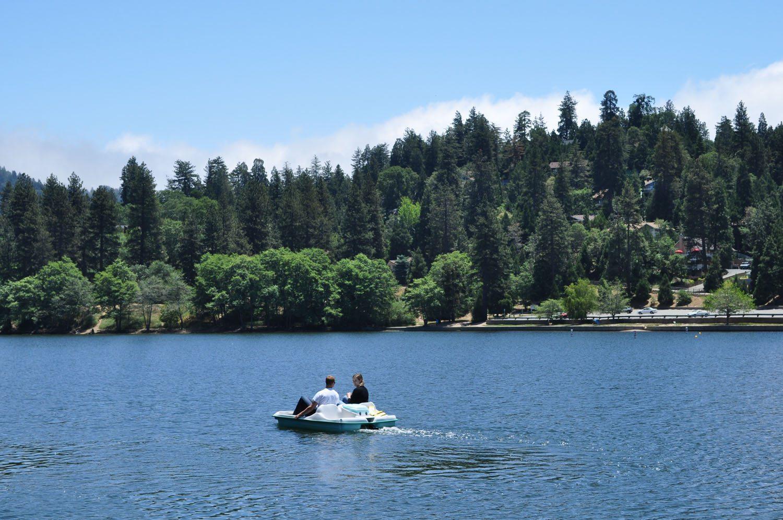 جولة في بحيرة جريجوري