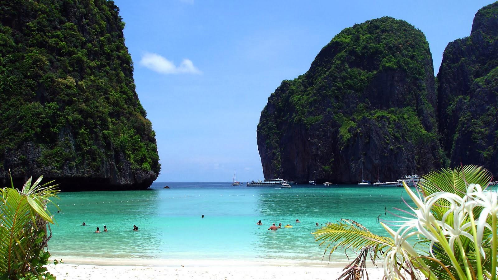 اهم الجزر السياحيه في تايلاند
