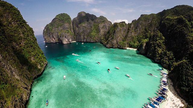 اهم الانشطه فى جزيرة فى فى لاند تايلاند | السياحة فى جزيرة فى فى لاند فى تايلاند