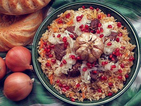 최고의 아제르바이잔 요리
