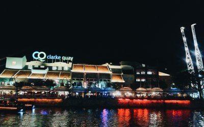싱가포르의 엔터테인먼트 활동