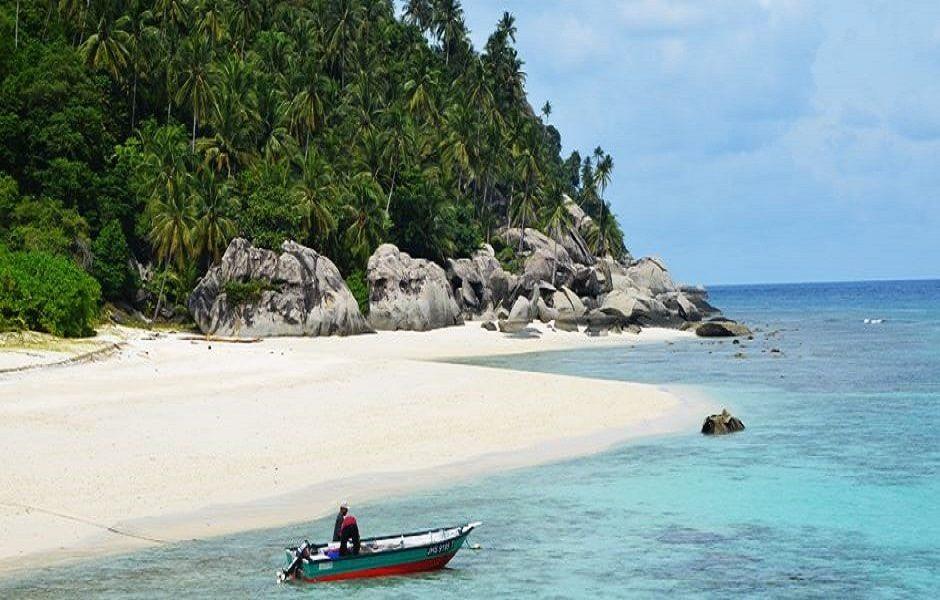 جزيرة أور في ماليزيا