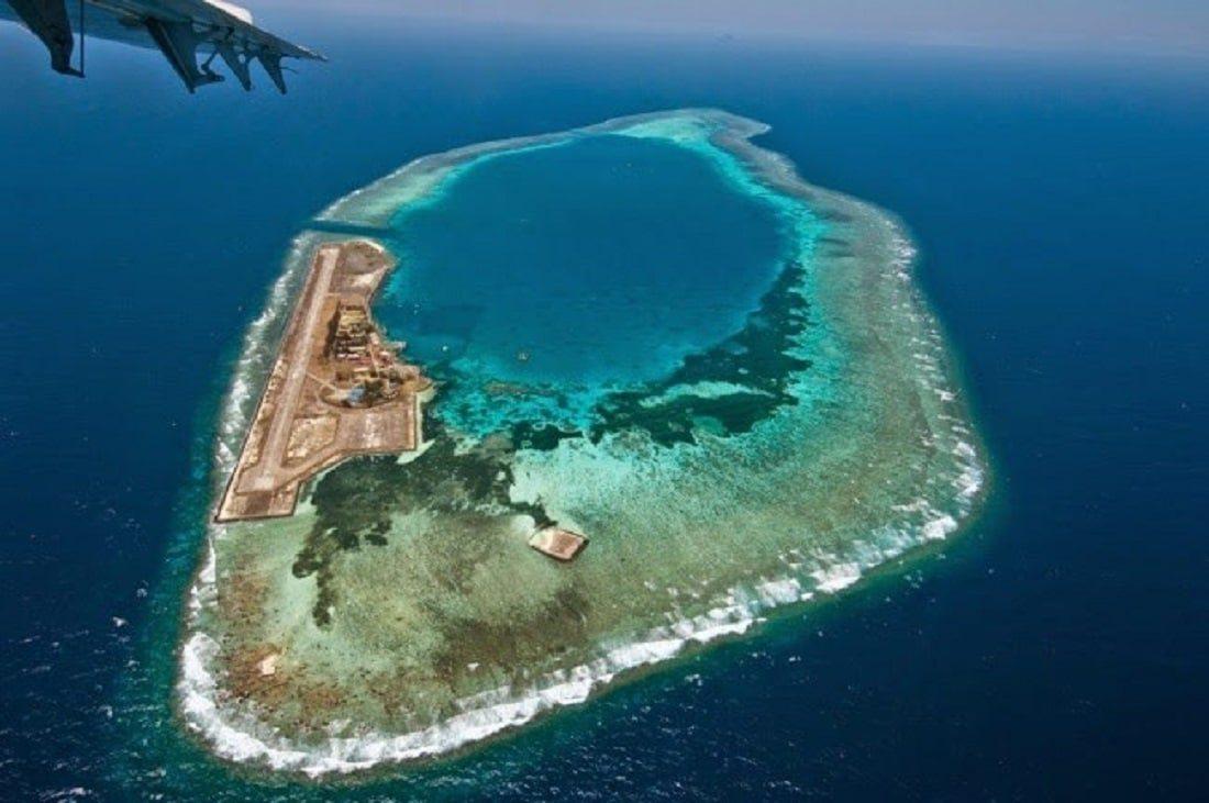 جزيرة لايانج لايانج ولاية صباح ماليزيا
