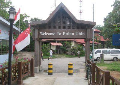 Pulau Oben Island