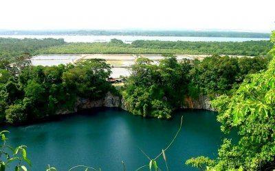 Île de Pulau Oben