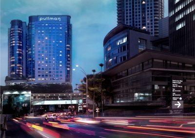فندق بولمان Pullman Hotel Kuala Lumpur