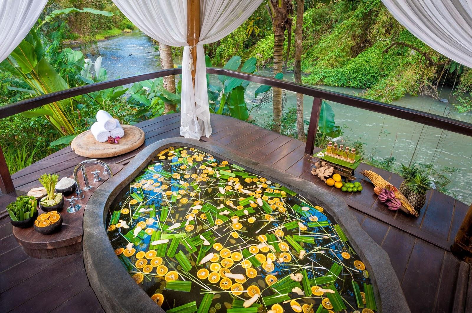استمتع بقضاء شهر العسل في بالي