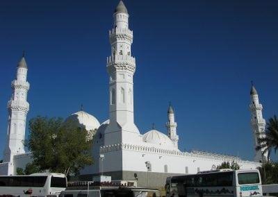 Qiblatin Camii'nde gezi
