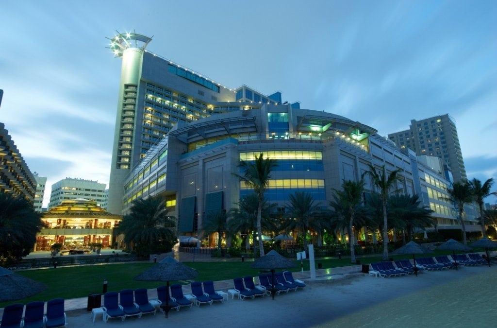 朱美拉鎮中心在迪拜