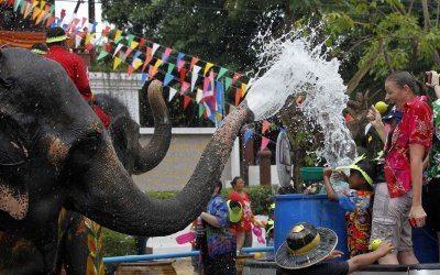 عيد الماء سونغكران