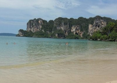 شاطئ رايلي