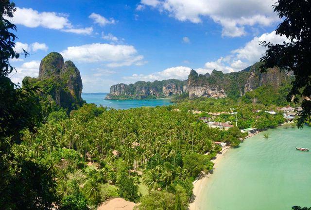 شاطئ رايلى تايلاند