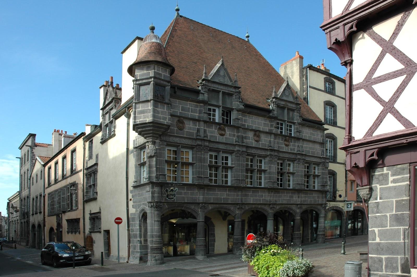 تعرف علي أروع مدن الريف الفرنسي