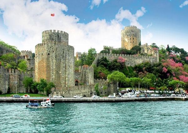 أنشطة في قلعة روملي حصار أسطنبول