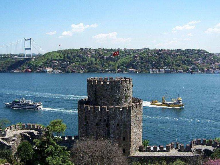 أنشطة في قلعة روملي حصار أسطنبول | قلعه روملى حصار فى اسطنبول