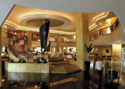 فندق شانجريلا كوالالمبور Shangri-la Kuala Lumpur