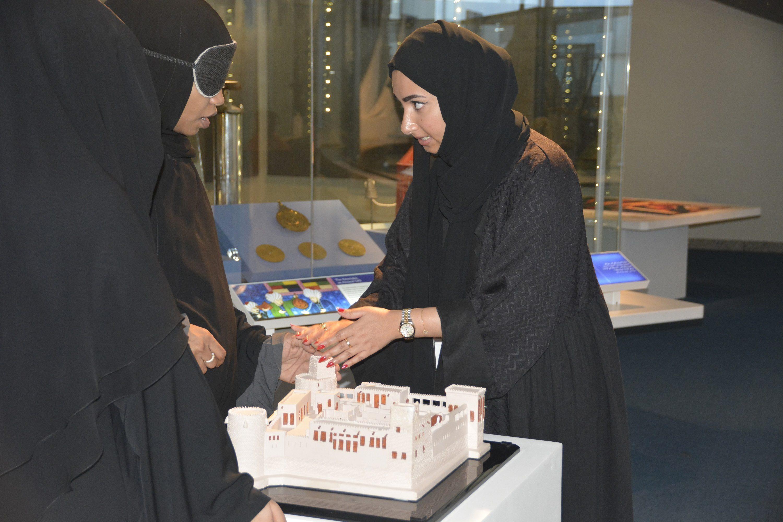 أنشطة في متحف الشارقة العلمي الامارات