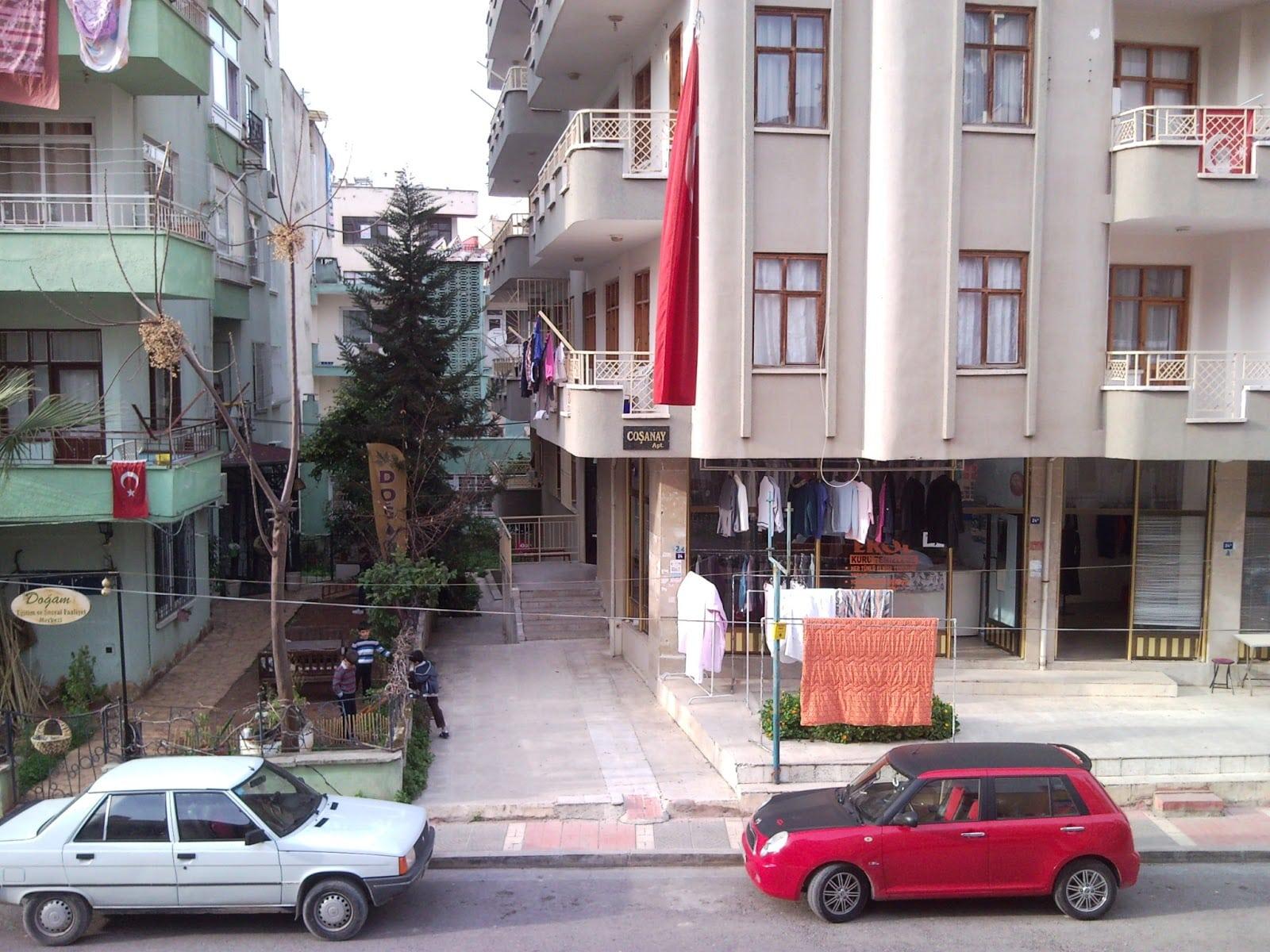 مدينه مرسين تركيا