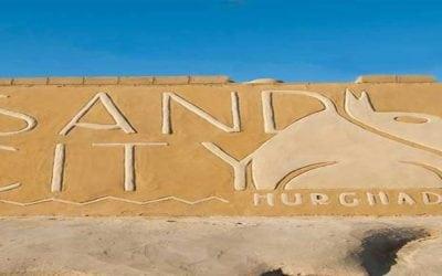 후르 가다의 모래 도시와 미니 공원 투어