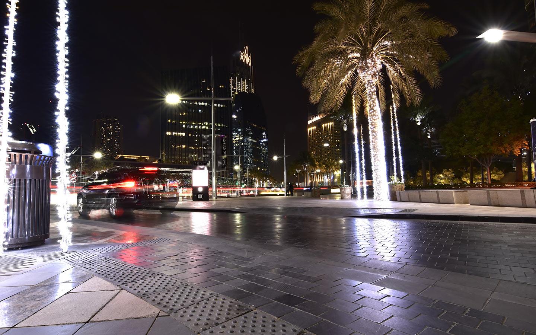 اهم وافضل الشوارع الحيوية فى مدينة دبى
